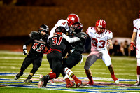 Seagraves Semifinals Playoffs vs. Albany 12-12-2015