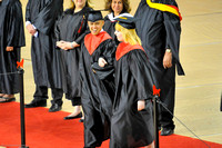 Levelland Graduation Ceremony 2010