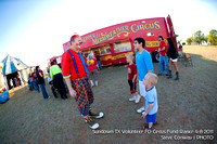 Circus Fund Raiser - Sundown Fire Department 4-8-2011