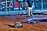RC Wheels and Props Outdoor Racing